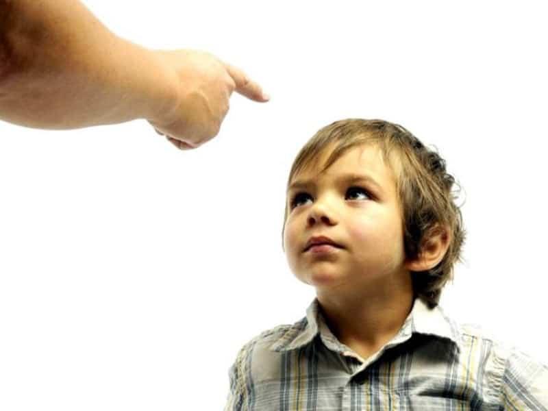 Воспитание ребенка: тайм-аут как наказание