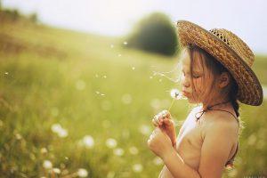 лето, девочка, ребенок, дети, жара