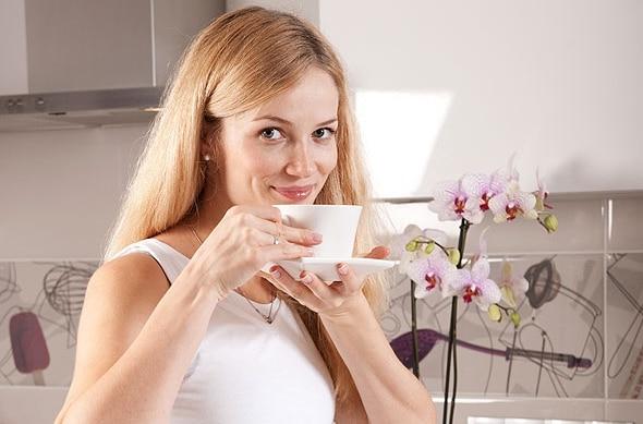 Чай и кофе во время беременности