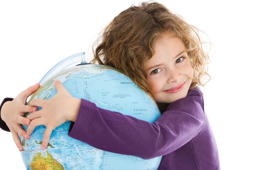 Изучаем с ребенком географию с помощью игры