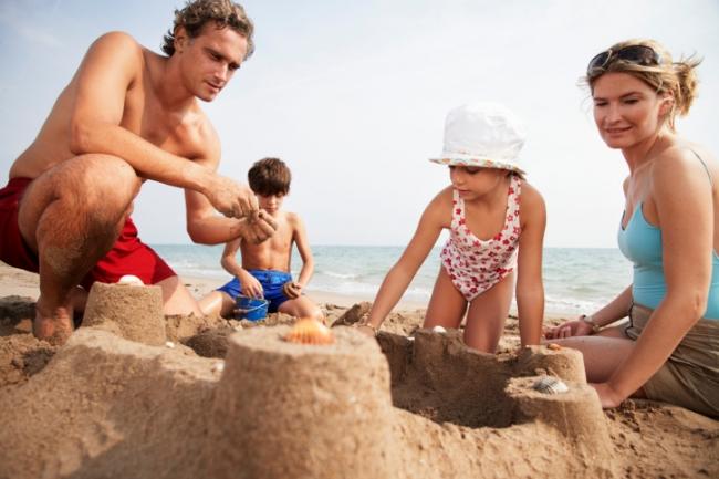 Советы родителям: отправляемся на отдых с детьми