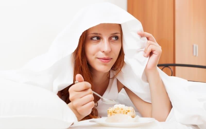 Советы молодым мамам: как контролировать аппетит