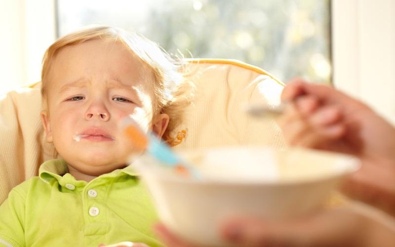 Гипотрофия у ребенка