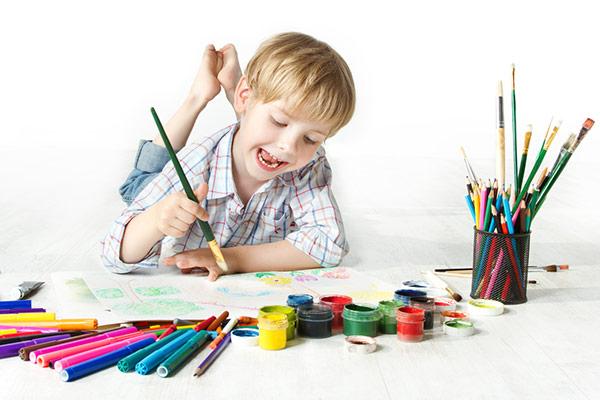 Что делать, если ребенок не хочет рисовать