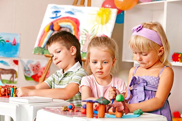 Список покупок к детскому саду