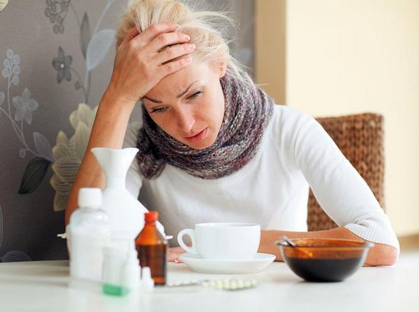 6 советов, как быстро вылечить простуду и грипп