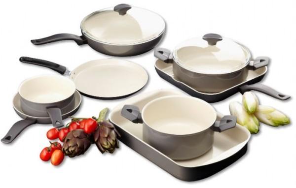 керамическая посуда деламино