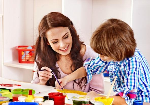 Идеи, чем заняться дома с болеющим ребенком