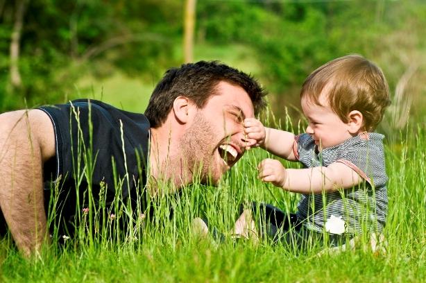 семья, папа и ребенок, дети, сын, лето, мужчина, счастье