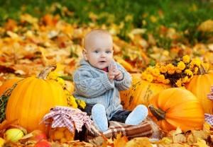 ТОП-10 осенних продуктов в рационе ребенка