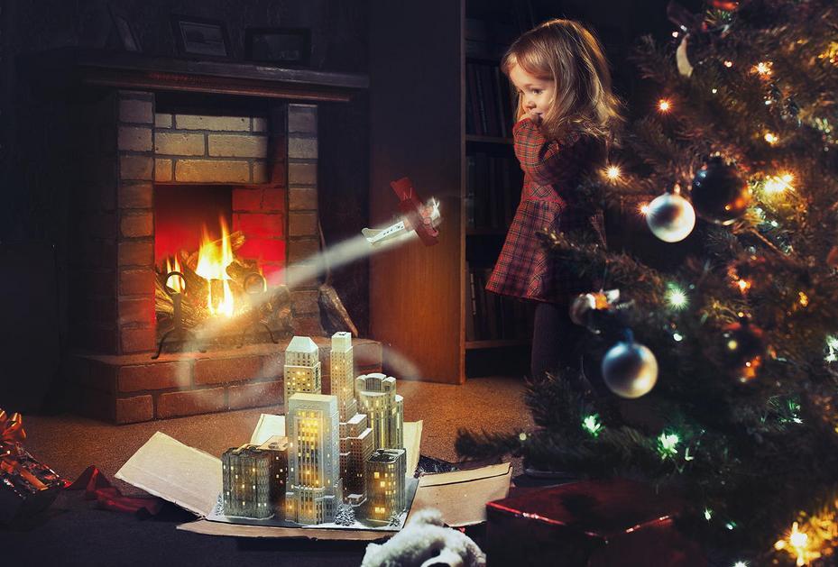 """Сценарий новогоднего праздника """"В поисках Деда Мороза"""""""