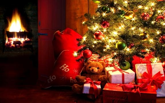 новый год, подарки, елка, праздники