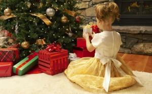 елка, Что подарить девочке на Новый год