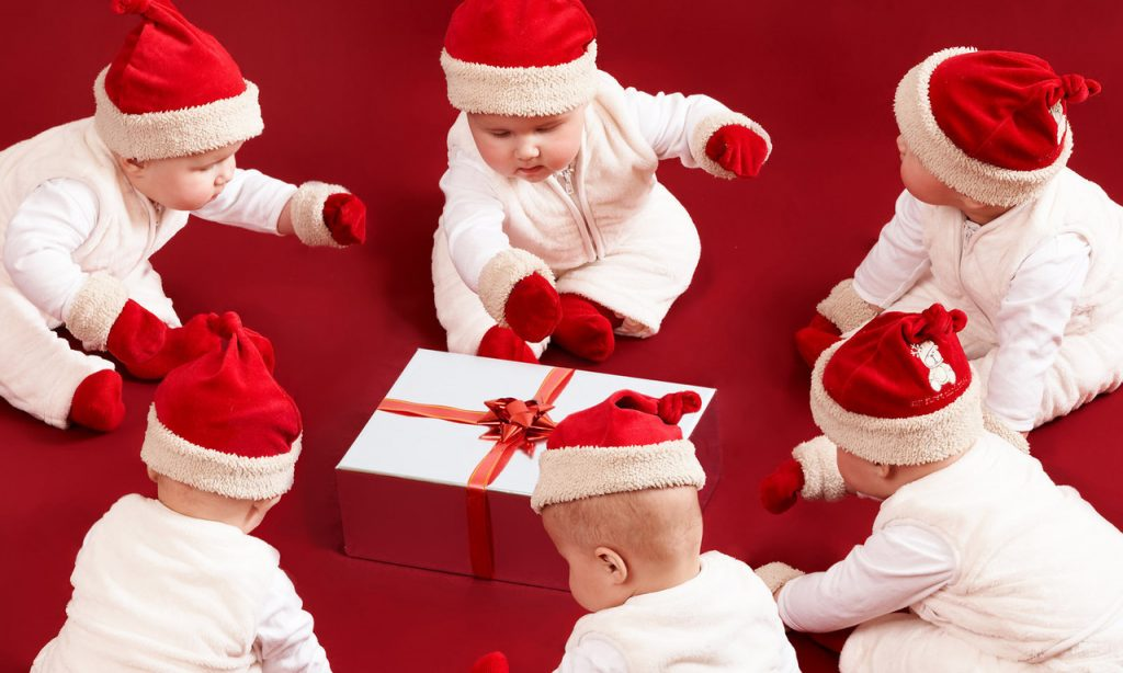 Идеи, чем заняться с ребенком на новогодних праздниках