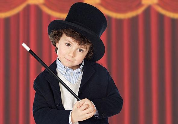 Новогодние развлечения для детей: конкурс «Магический ящик»