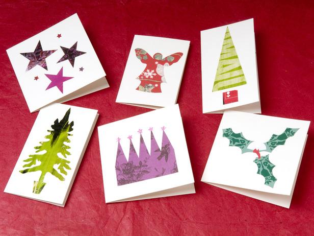 Мастер-класс: как сделать новогодние открытки