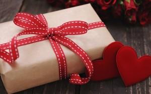 день святого валентина, 14 февраля, подарок, сердце