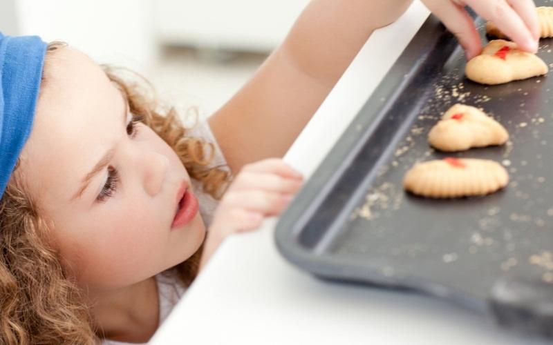 рецепты печенья для детей, рецепты для детей, рецепты для детей с аллергией, рецепты для детей с аллергией на глютен