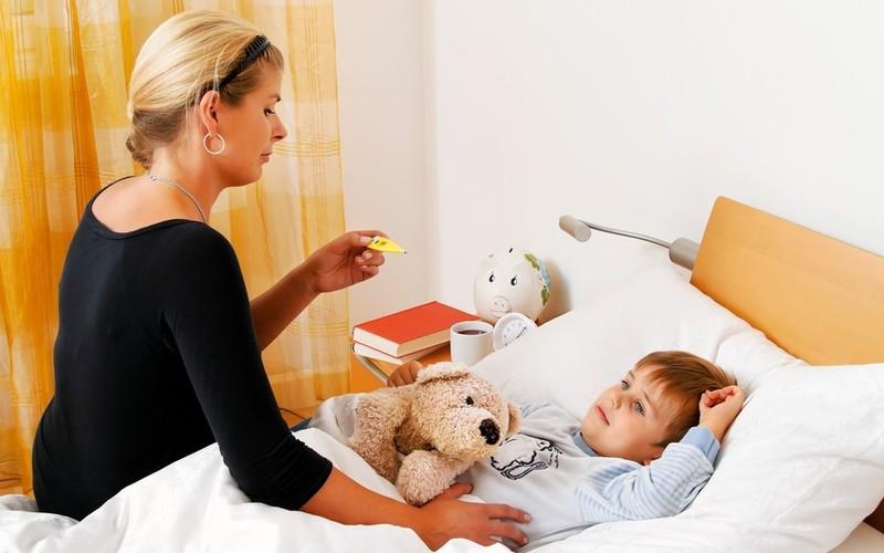 Причины и лечение мононуклеоза у ребенка