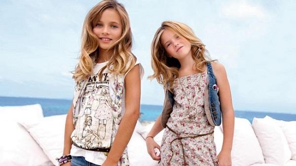 дитяча мода, діти, дівчинка, літо