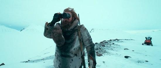 арктика, фильм, снег, зима, холод