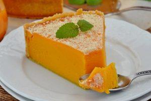 пирог, тыква, рецепты, десерт, торт, запеканка