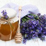 лаванда, мед, травы, народные средства, чай
