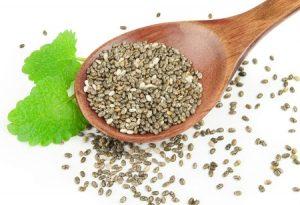 чиа, семена, микрогрин, питание