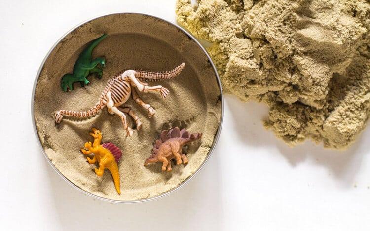 скам'янілі рештки динозаврів