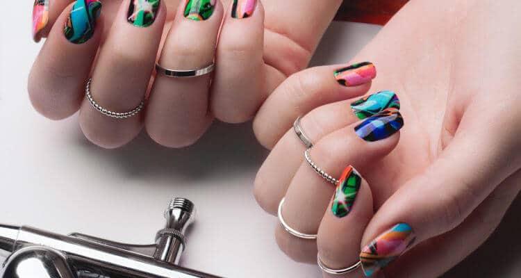 дизайны ногтей