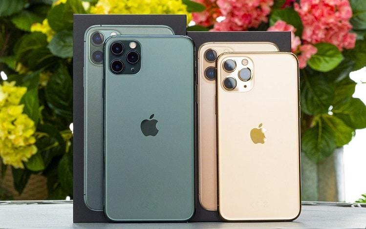 iPhone 11 и 11 Pro