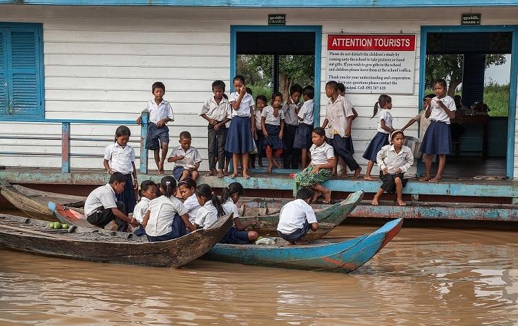 камбоджі