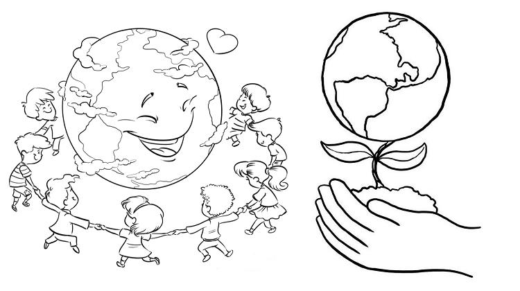 розмальовки