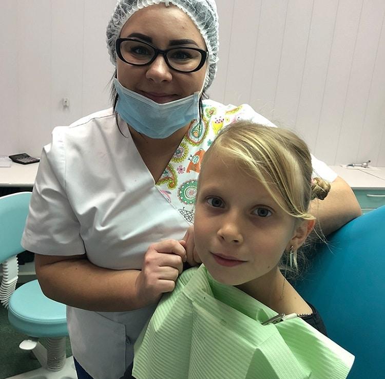 детская стоматология Данте