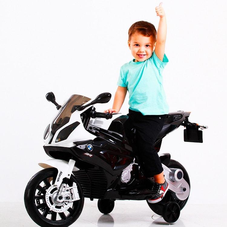 Дитячий мотоцикл BMW JT 528 E-2 (S1000 RR)
